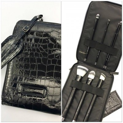 BAG TRAVEL BRUSH CROCO